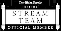 Member of the Elder Scrolls Online Stream Team