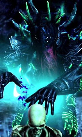 Magicka Necromancer