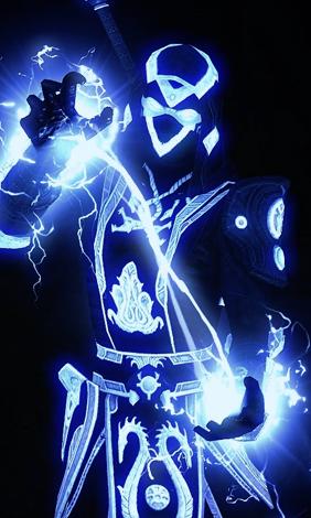 Magicka Sorcerer
